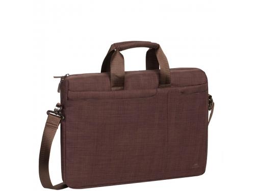 5c24d17bafab Купить сумку для ноутбука Rivacase 8335, коричневая по цене от 1665 ...