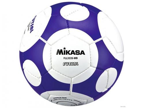 Купить мяч футбольный Mikasa FLL-333 S-WB (футзальный) по цене от 1870  рублей - мяч футбольный недорого - Командные виды спорта - Спорт и отдых -  Интернет ... 6cea892b3abbe