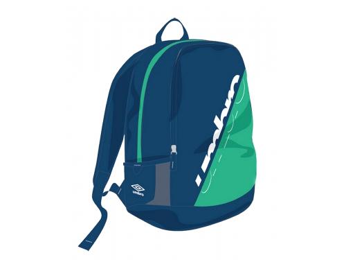 8eeb7ff32752 Купить рюкзак спортивный Umbro 20816U, (т.синий-зеленый-белый) по цене от 0  рублей - рюкзак спортивный недорого - Спорт и отдых - Интернет магазин ...