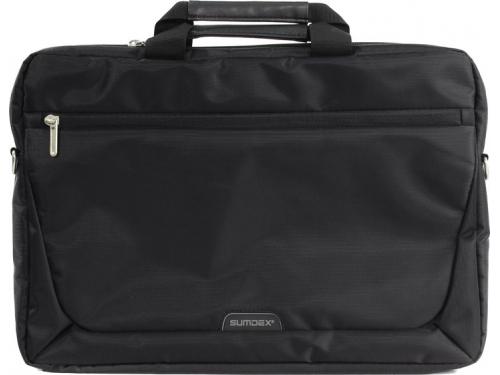 fe83e2bc3276 Купить сумку для ноутбука Sumdex PON-117BK, черная по цене от 1425 рублей -  сумку для ноутбука недорого - Сумки и чехлы - Ноутбуки, ультрабуки -  Интернет ...