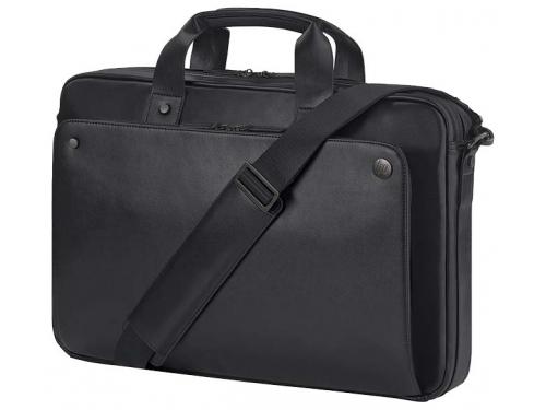 6562f72166a2 Купить сумку для ноутбука HP Executive 17.3 Leather, черная по цене от 7250  рублей - сумку для ноутбука недорого - Сумки и чехлы - Ноутбуки, ...