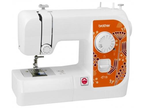 Вышивка на электромеханическая швейная машина5