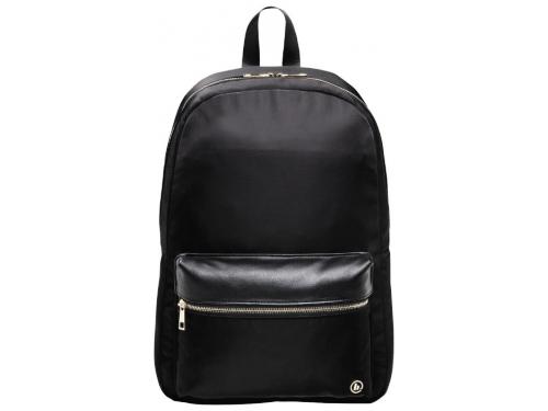 Купить рюкзак городской Hama Mission Notebook Backpack 14,  черный золотистый по цене от 2345 рублей - рюкзак городской недорого -  Сумки, портфели, ... e2af736cdc4
