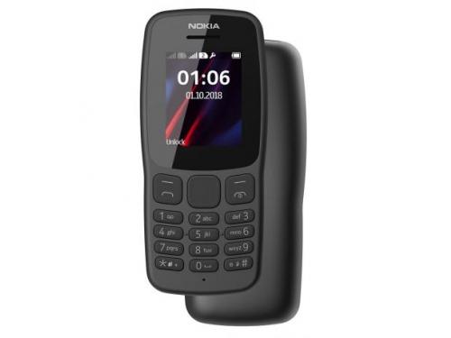 d894c92ba6309 Купить сотовый телефон Nokia 106 DS, серый по цене от 1585 рублей ...