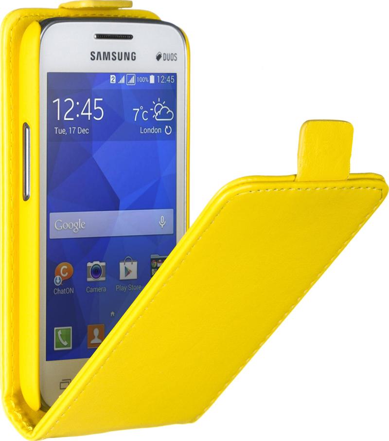 SkinBox ��� Samsung G313/318 Galaxy ace 4 Ƹ����