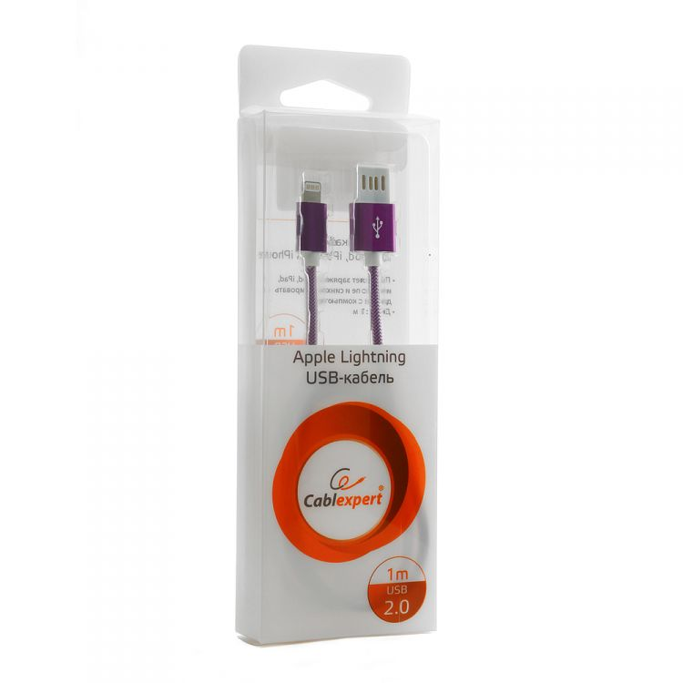 Gembird G�mbird USB 2.0 Cablexpert (CCB-ApUSBs1m) 1� ����������� ��������