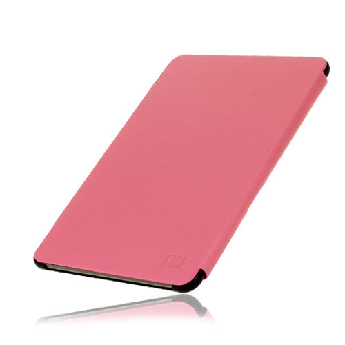 ECELL Samsung P5100 PINK LEATHER BOOK-STYLE
