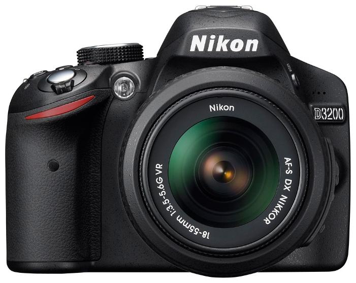 �������� ����������� Nikon D3200 Kit Black