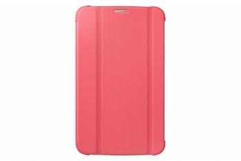 LaZarr Book Cover ��� Samsung Galaxy Tab 3 7.0 pink