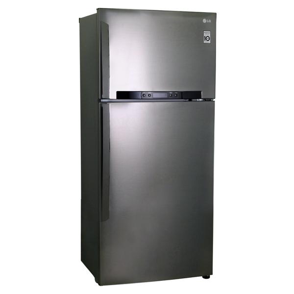 Холодильник lg gn m492glhw фото