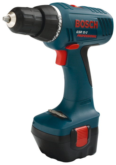 Bosch GSR 12-2 Professional + ����� ���, � ����� �������������� [0601918j21]