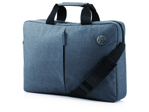 a45f02ffd Купить сумку для ноутбука HP Value Topload 16 Blue по цене от 1270 ...