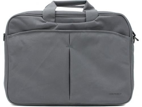 60d8ee6ab Купить сумку для ноутбука Continent CC-012, серая по цене от 1160 ...