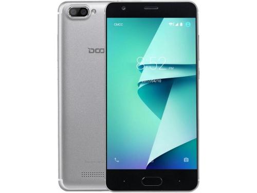 22cd808255707 Купить смартфон Doogee X20L 2/16Gb, серебристый по цене от 5415 рублей - смартфон  недорого - Телефоны и смартфоны - Интернет магазин CompYou.ru в Москве